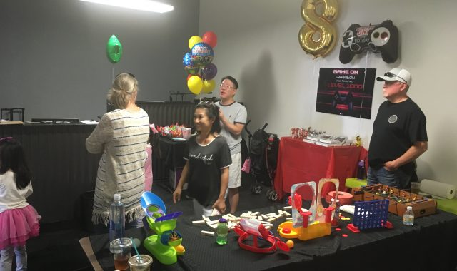 Birthday Party Oceanside,